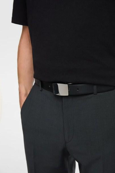 ZARA REVERSIBLE LEATHER BELT - houseofhighness