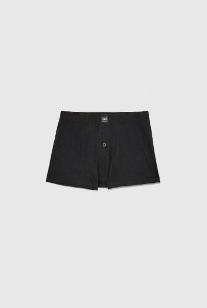 ZARA RELAXED FIT BOXERS - houseofhighness