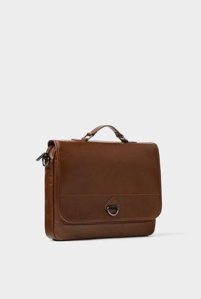 ZARA SMART BROWN CROSSBODY BAG - houseofhighness