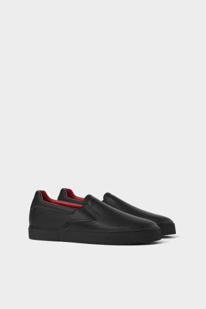 Zara Embossed Sneakers - houseofhighness
