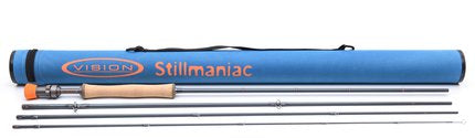 Vision Stillmaniac Fly Rods