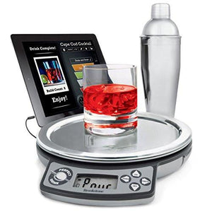 Perfect Drink Stainless Steel App Controlled Bartending System