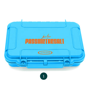 Vision Pass The Salt Waterproof Fly Box