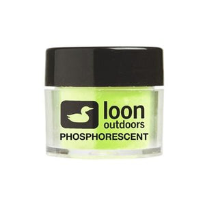 Loon Outdoors Phosphorescent Fly Tying Powder