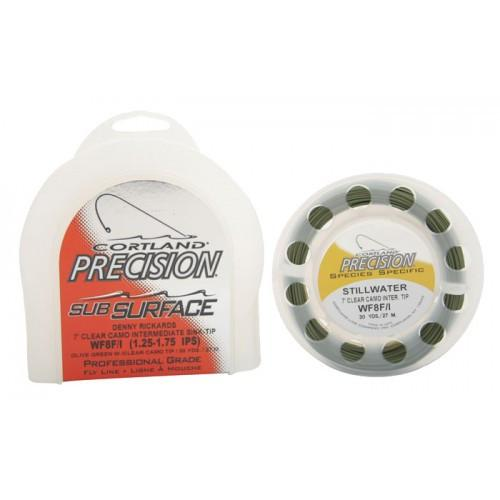 Cortland Precision Ghost Tip Fly Lines - killerloopflyfishing Fly Fishing Tackle Outfitter & Guiding Service