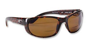 Costa Del Mar Howler Reader Polarized Sunglasses - Costa Del Mar Howler Reader Polarized Sunglasses