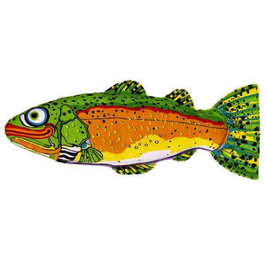 Fat Cat Trout Dog Toy - killerloopflyfishing Fly Fishing Tackle Outfitter & Guiding Service