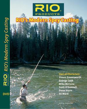 Rio Modern Spey Casting Dvd's - killerloopflyfishing Fly Fishing Tackle Outfitter & Guiding Service