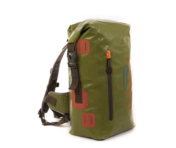 Fishpond Westwater Roll Top Backpack - Fishpond Westwater Roll Top Backpack