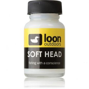 Loon Soft Head Fly Finish - killerloopflyfishing Fly Fishing Tackle Outfitter & Guiding Service