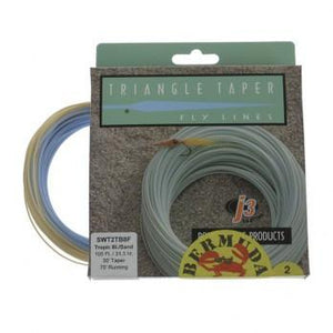 Lee Wulff Bermuda 2 Tone Fly Lines - killerloopflyfishing Fly Fishing Tackle Outfitter & Guiding Service