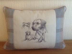 Labrador Cushion - Labrador Cushion