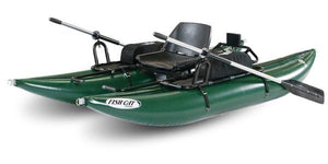 Fishcat Panther Pontoon Boat - killerloopflyfishing Fly Fishing Tackle Outfitter & Guiding Service