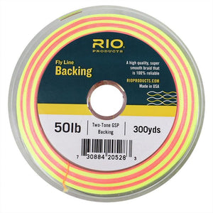 Rio Two Tone Gel Spun Backing