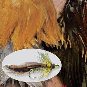 Select Saddle Hackle 1/4 oz Pack - killerloopflyfishing Fly Fishing Tackle Outfitter & Guiding Service