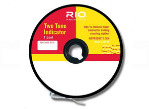 Rio 2 Tone Indicator Tippet - killerloopflyfishing Fly Fishing Tackle Outfitter & Guiding Service