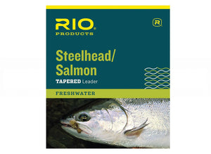 Rio Steelhead & Salmon Tapered Leaders - killerloopflyfishing Fly Fishing Tackle Outfitter & Guiding Service