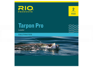 Rio Tarpon Pro Leader - killerloopflyfishing Fly Fishing Tackle Outfitter & Guiding Service