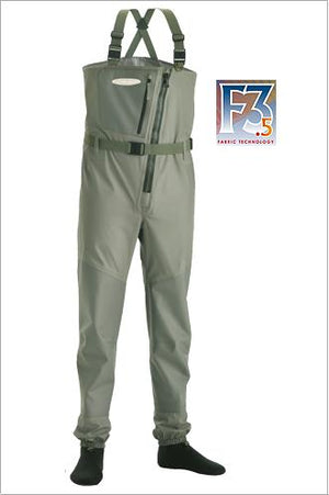 Vision Ikon Zip Waders - killerloopflyfishing Fly Fishing Tackle Outfitter & Guiding Service