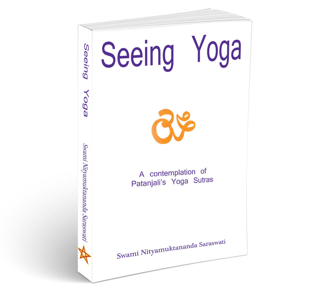 Seeing Yoga - book SN