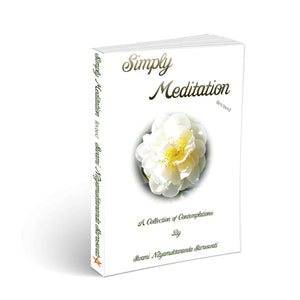 simply meditation - book SN
