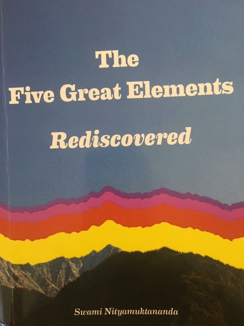 The Five Great Elements rediscovered - book SN