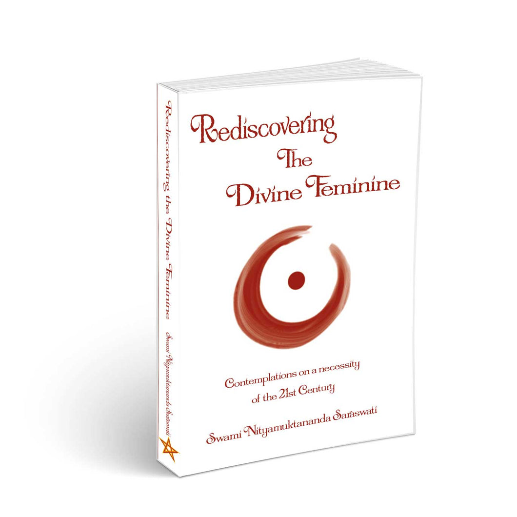 Rediscovering the Divine Feminine - book SN