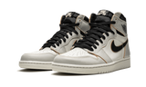 Sneakers Air Jordan 1 Retro High OG Defiant Nike SB Light Bone -Heatstock
