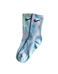 Sneakers Socks Nike Tie-Dye Half Multi High -Heatstock