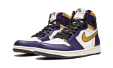 Air Jordan 1 Retro High OG Defiant Nike SB Lakers - TheHeatstock