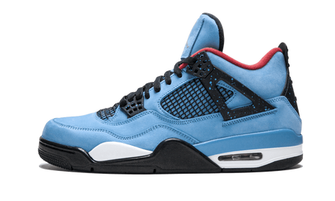 Sneakers Air Jordan 4 Retro Travis Scott Cactus Jack -Heatstock