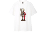 Sneakers T-Shirt KAWS Flayed White -Heatstock