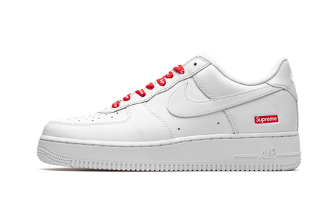 Sneakers Air Force 1 Low White Supreme -Heatstock