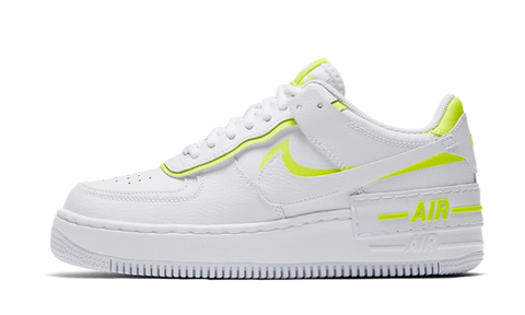 Air Force 1 Shadow White Lemon - TheHeatstock