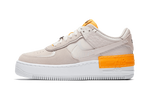 Sneakers Air Force 1 Shadow Beige Orange -Heatstock