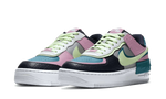 Sneakers Air Force 1 Shadow Barely Volt Oracle Aqua -Heatstock