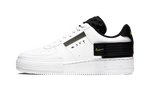 Sneakers Air Force 1 Drop Type White Black Volt -Heatstock