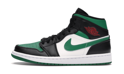 Sneakers Air Jordan 1 Mid Pine Green -Heatstock