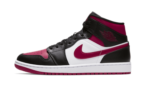 Sneakers Air Jordan 1 Mid Bred Toe -Heatstock