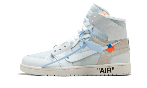 Sneakers Air Jordan 1 Retro High Off-White NRG -Heatstock