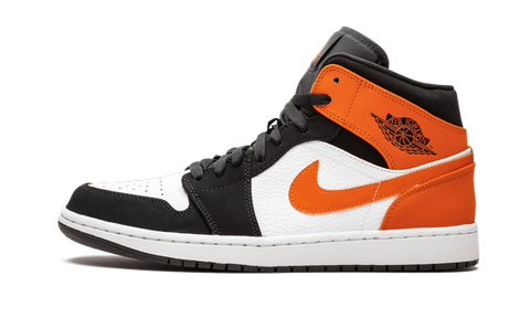 Air Jordan 1 Mid Shattered Backboard - TheHeatstock