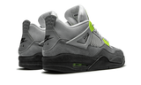 Sneakers Air Jordan 4 Neon Volt -Heatstock