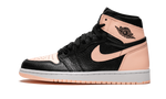 Sneakers Air Jordan 1 Retro High Black Crimson Tint -Heatstock
