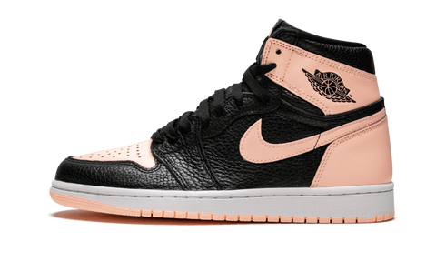 Air Jordan 1 Retro High Black Crimson Tint - TheHeatstock