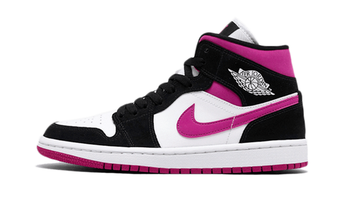 Sneakers Air Jordan 1 Mid Magenta -Heatstock