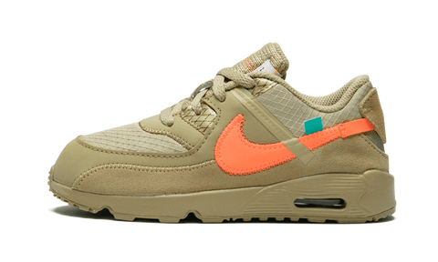 Sneakers Air Max 90 Off-White Desert Ore Kids -Heatstock