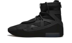 Sneakers Air Fear Of God 1 Triple Black -Heatstock