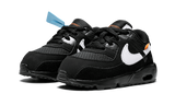 Sneakers Air Max 90 Off-White Black Kids -Heatstock