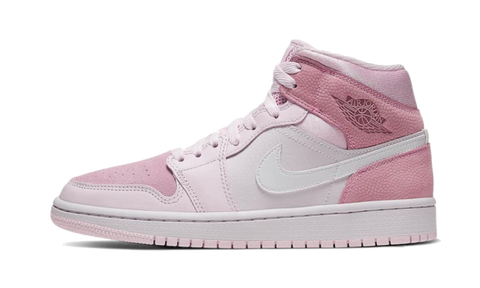 Sneakers Air Jordan 1 Mid Digital Pink -Heatstock