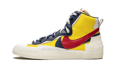 Sneakers Blazer High Sacai Snow Beach -Heatstock